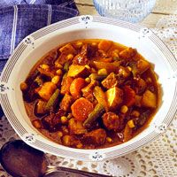 Old-Fashioned Beef Stew  I have made this recipe for years. My family loves it.