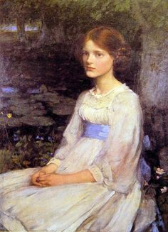 John William Waterhouse (1849 – 1917, English)