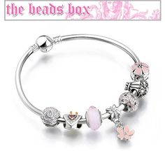 Charms and Beads Bracelet