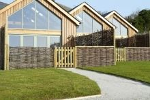 Sytlish luxury eco cottages in Cornwall (15 mins walk to beaches too!)