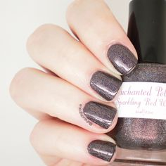 Enchanted Polish - Sparking Red Wine