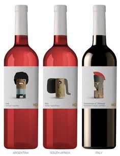 #label / wine