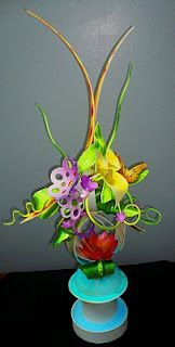 Beautiful Pastillage showpiece.