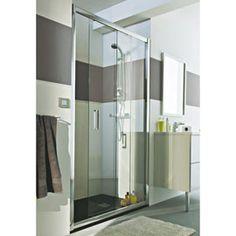 porte de douche pivotante breuer palerme verre de s curit d poli goutti re en bas de porte. Black Bedroom Furniture Sets. Home Design Ideas