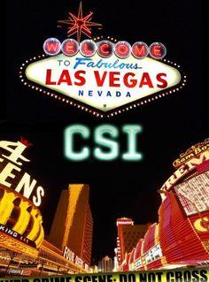 I LOVE CSI LAS VEGAS