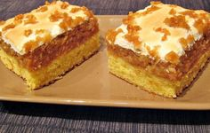 Sweets Recipes, Cake Recipes, Cooking Recipes, Upside Down Apple Cake, German Apple Cake, Romanian Desserts, Something Sweet, Cakes And More, Food And Drink