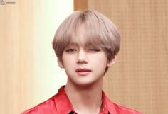 scientists need to know about kim taehyung, we've officially found the real life human anime guys