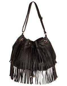 New Look Emma Tassel Duffle Bag