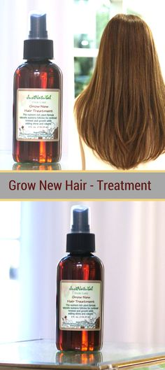 I have been using this grow new hair treatment and am so amazed at the results. My scalp feels clean, my hair is super shiny, luxurious and healthy feeling. Natural is always the better route to go. I will be trying all of the other hair care products in Healthy Hair Tips, Healthy Hair Growth, New Hair, Your Hair, Just Natural Products, Stop Hair Loss, Hair Care Tips, Great Hair, Hair Hacks