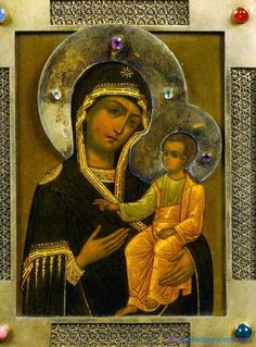 Iconography of the Romanov Dynasty. Part II » Orthodoxy icons