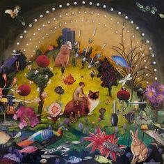 "Saatchi Art Artist Gavin Lavelle; Painting, ""The Whispering Bank"" #art"