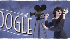 What do you think about this article? Let us know in the comments below!! Today's Google doodle honors film star Mary Pickford on what would have been the actress' 125th birthday: Please Like and Share!  Thank you!
