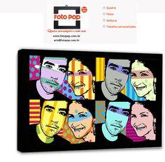 Quadros personalizados Fotopop.com.br
