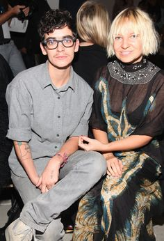 Sia Furler Photos: Jeremy Scott - Front Row - Fall 2010 MBFW