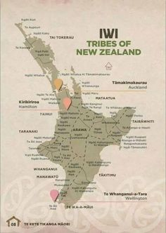 North Island tribes
