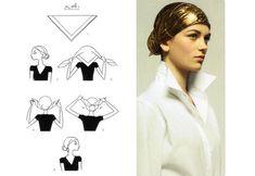 6 maneiras de amarrar turbante