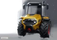 Go plow! sow! reap! by vadim gousmanov, via Behance