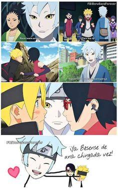 BoruSara | Boruto x Sarada Boruto And Sarada, Naruto Shippuden, Anime Naruto, Familia Uzumaki, Boruto Next Generation, Boruto Naruto Next Generations, Narusasu, Anime Couples, Kawaii