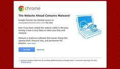 Is your site infected? Yikes!
