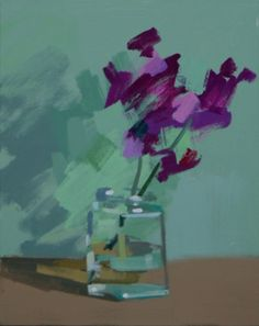 Sweet Peas, No. 2 by Philip Richardson