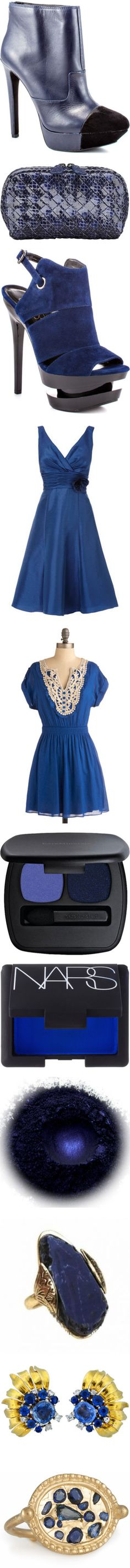 """September Birthstone: Sapphire"" by polyvore-editorial ❤ liked on Polyvore"