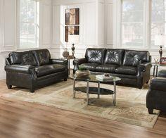 United Simmons 8065 Lucky Marble Key Arm Sofa Set San Go Orange County Los Angeles Wyckes Furniture