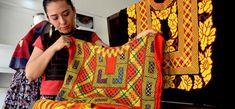 Reportaje: El universo detrás de la moda indígena Michael Kors, Toque, Blanket, Crochet, Native Fashion, World, Home, Universe, Culture
