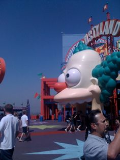 Krustyland #thesimpsons