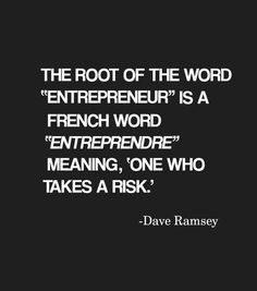 Motivational Quote - Dave Ramsey