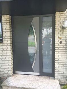 Entrance, House Ideas, Windows, Doors, Contemporary, Interior Design, Mirror, Luxury, Glass