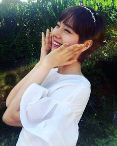 D-day 🤗😍😚. Im super excited waiting to see her lovely smile.  Those who going to the event, please tell her how much we're missing her and take a lottttt of her picture 😊😉.... #MoonChaeWon