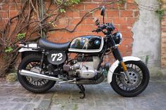 BMW R100/7T Builder brand: Fuel Motorcycles
