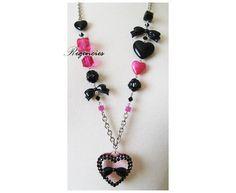 Tarina Tarantino heart necklace
