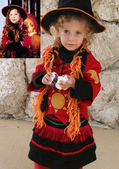 Darling Dani from Hocus Pocus Costume for a Toddler... Coolest Halloween Costume Contest