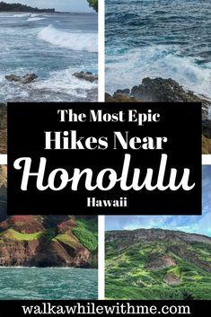 Hawaii Hikes, Honolulu Hawaii, Hawaii Honeymoon, Hawaii Vacation, Travel Sights, Travel Usa, Hawaii Travel Guide, Travel Tips