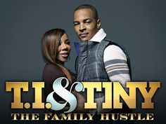 Tiny and Ti Daughter OMG Girlz | ... 11 episode of t i tiny the family hustle on last night episode tiny s