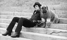 Сильвестр Сталлоне рассказал историю о своей собаке