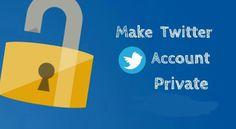 Twitter Hesabı Nasıl Gizlenir?   Twitter hesabınız varsayılan olarak herkese açık olarak ayarlanmıştır, ancak yalnızca onaylanmış kullanıcıların tweet'lerinizi alabilmesi ve görüntüleyebilmesi için gizli hale getirebilirsiniz. Nasıl Hale, Logos, Twitter, How To Make, Logo