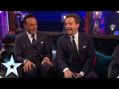 cool Ant and Dec give Stephen the lowdown from the semi-final  Britain's Got Talent 2014