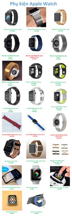 [CCNO] Dây đeo phụ kiện AppleWatch Gear s2/s3  Huawei Pebble Ticwatch LG Asus