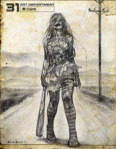 31 Rob Zombie Concept Art - Bing images