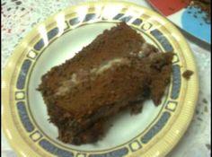 Receita de Bolo de Chocolate - bolo. Ao colocar os ingredientes secos, não adicione o fermento, deixe-o por último. ...