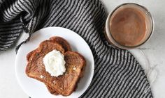 How to Make the Best Hot Chocolate French Toast