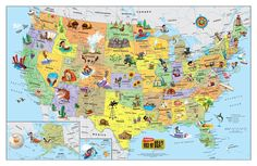 Which Way USA?™ - A Puzzle Book Club for Kids from Highlights for Children