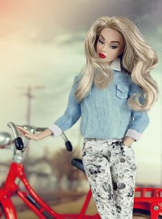 Fashionroyalty.net Doll Fashion royalty, Barbie | VK| poppy