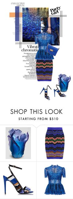 """""""Signorina"""" by theitalianglam ❤ liked on Polyvore featuring Daum, M Missoni, Pierre Hardy, By Terry, Lanvin, women's clothing, women, female, woman and misses"""