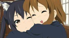 anime back hug | thx but i'm a girl but I don't mind hugs! *hugs* :) sorry I just ...