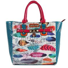 FEATHER PRINT TOTE BAG FEATHER ** Check out the image by visiting the link.Note:It is affiliate link to Amazon. #lol