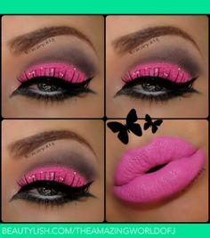 Pink Punk #ShopSimple