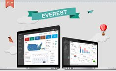 Everest Dashboard Admin Template, #Ad #Dashboard #Everest #Template #Admin Web Design Software, Consulting Logo, Website Template, Ads, Templates, This Or That Questions, Initials, Shop, Crafts